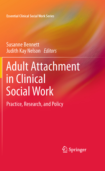 Adult Attachment in Clinical Social Work   Dodax.ch