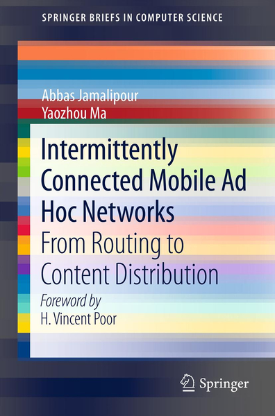 Intermittently Connected Mobile Ad Hoc Networks | Dodax.pl