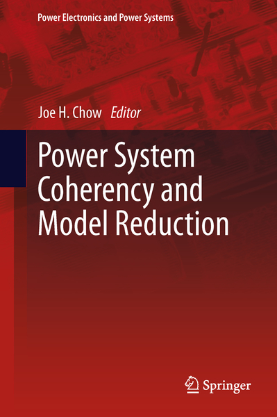 Power System Coherency and Model Reduction   Dodax.ch