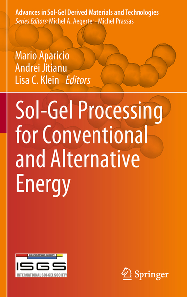 Sol-Gel Processing for Conventional and Alternative Energy   Dodax.ch