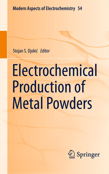 Electrochemical Production of Metal Powders | Dodax.co.uk