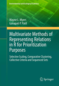 Multivariate Methods of Representing Relations in R for Prioritization Purposes | Dodax.ch