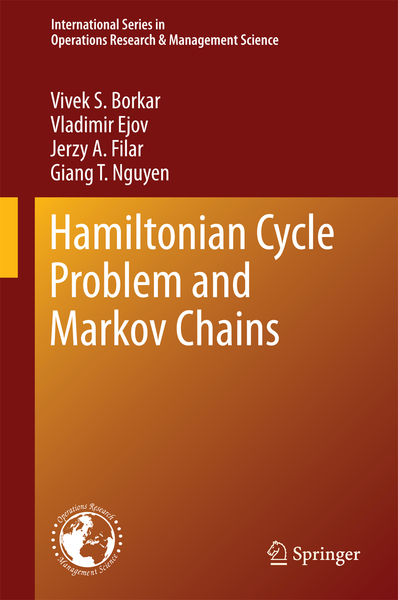Hamiltonian Cycle Problem and Markov Chains | Dodax.ch