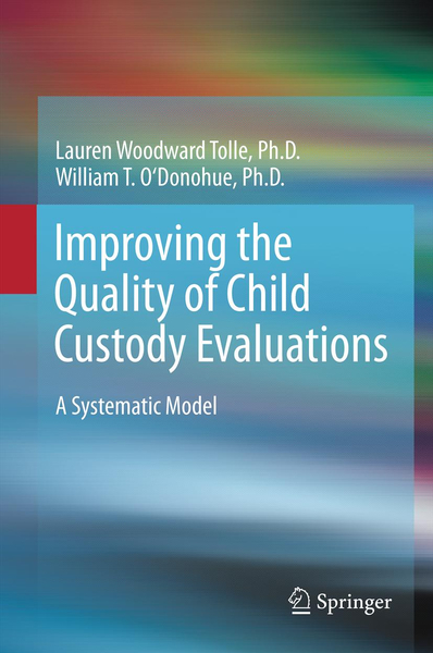 Improving the Quality of Child Custody Evaluations   Dodax.ch