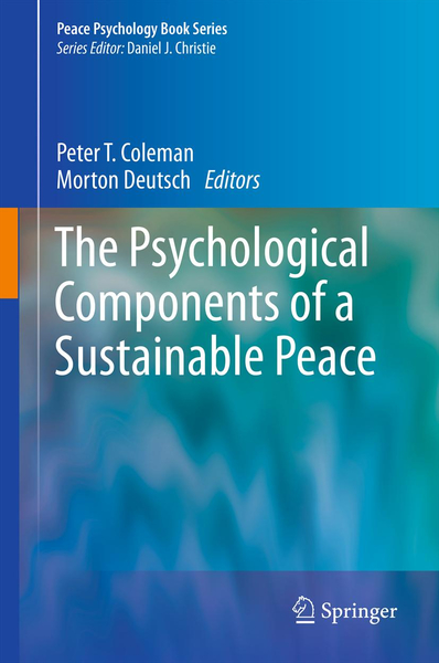 The Psychological Components of a Sustainable Peace | Dodax.ch