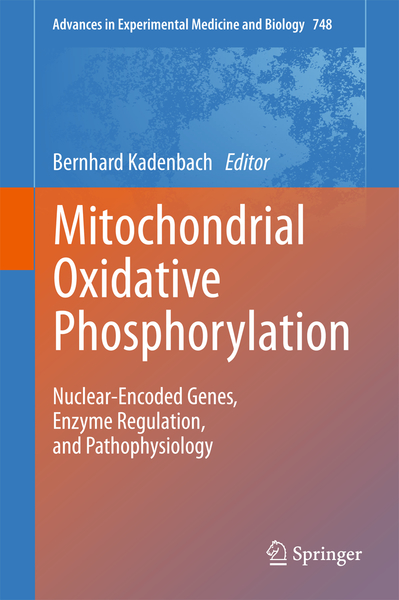 Mitochondrial Oxidative Phosphorylation | Dodax.ch