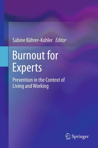 Burnout for Experts | Dodax.de