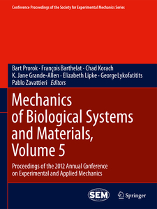 Mechanics of Biological Systems and Materials. Vol.5 | Dodax.ch