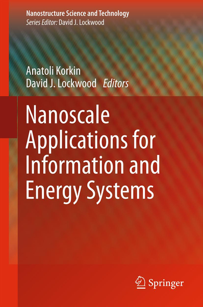 Nanoscale Applications for Information and Energy Systems | Dodax.ch