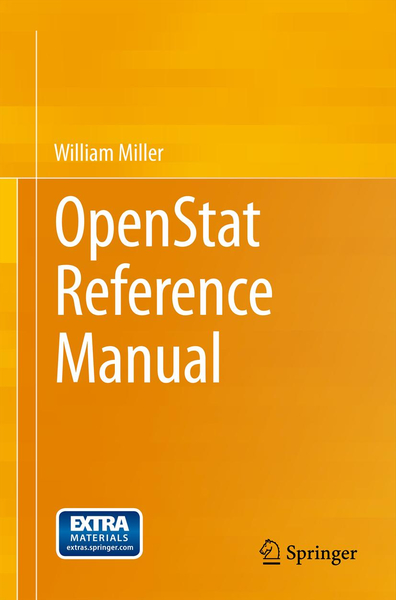 OpenStat Reference Manual | Dodax.ch