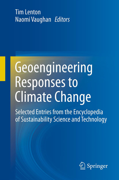 Geoengineering Responses to Climate Change | Dodax.ch