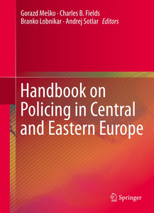 Handbook on Policing in Central and Eastern Europe   Dodax.at