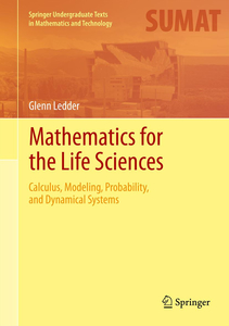 Mathematics for the Life Sciences | Dodax.ch
