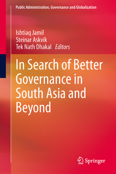 In Search of Better Governance in South Asia and Beyond | Dodax.ch