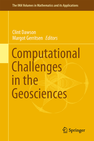 Computational Challenges in the Geosciences | Dodax.ch