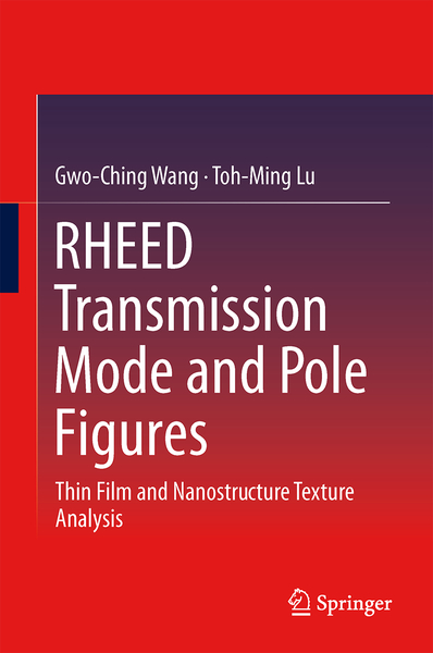 RHEED Transmission Mode and Pole Figures | Dodax.ch