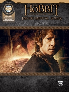 The Hobbit: The Motion Picture Trilogy Instrumental Solos | Dodax.nl