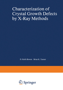 Characterization of Crystal Growth Defects by X-Ray Methods   Dodax.at