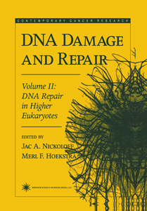 DNA Damage and Repair. Vol.2 | Dodax.ch
