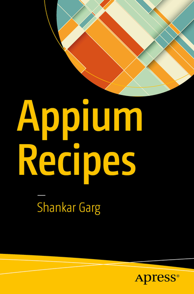 Appium Recipes | Dodax.at