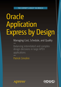Oracle Application Express by Design | Dodax.co.uk