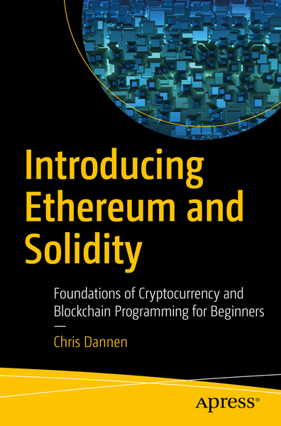 Introducing Ethereum and Solidity | Dodax.pl