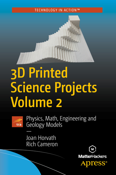 3D Printed Science Projects. Vol.2 | Dodax.at