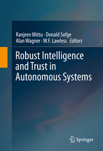 Robust Intelligence and Trust in Autonomous Systems   Dodax.pl