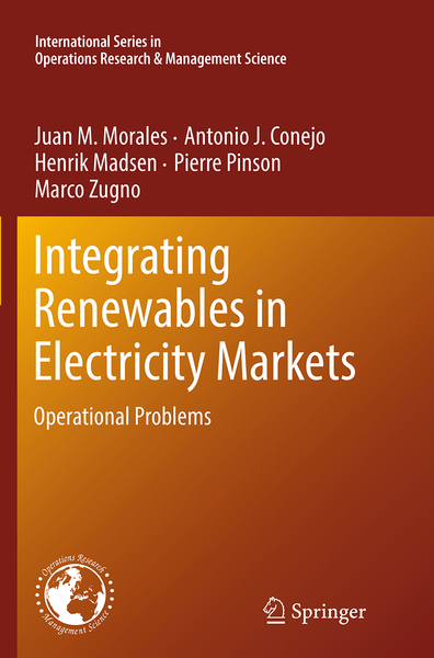 Integrating Renewables in Electricity Markets | Dodax.pl