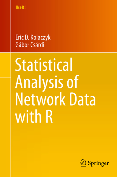 Statistical Analysis of Network Data with R | Dodax.pl