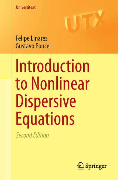 Introduction to Nonlinear Dispersive Equations | Dodax.pl