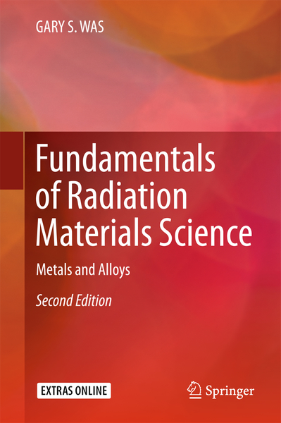 Fundamentals of Radiation Materials Science | Dodax.pl
