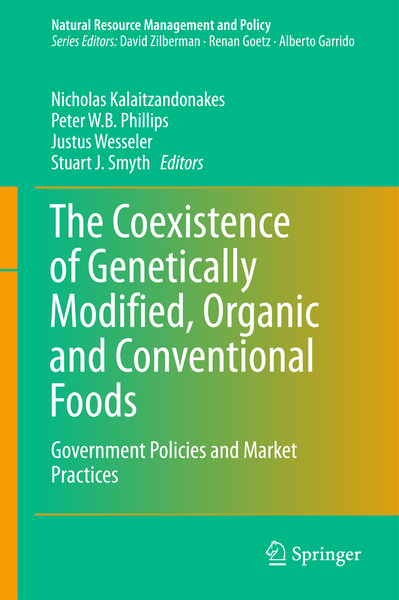 The Coexistence of Genetically Modified, Organic and Conventional Foods | Dodax.nl