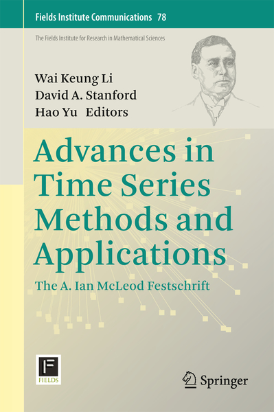Advances in Time Series Methods and Applications   Dodax.nl