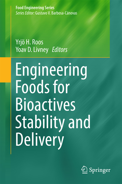 Engineering Foods for Bioactives Stability and Delivery | Dodax.ch