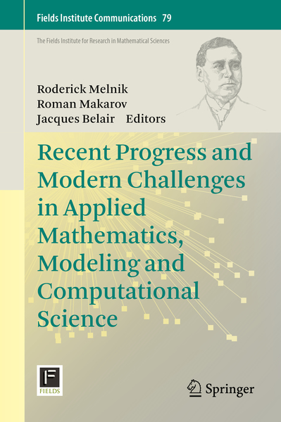 Recent Progress and Modern Challenges in Applied Mathematics, Modeling and Computational Science   Dodax.nl
