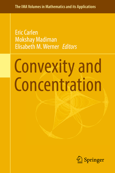 Convexity and Concentration | Dodax.co.uk