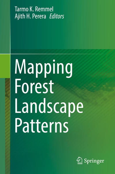 Mapping Forest Landscape Patterns | Dodax.nl