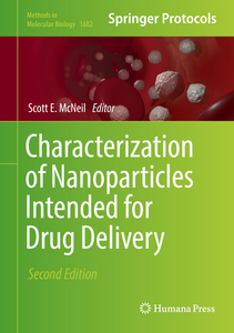 Characterization of Nanoparticles Intended for Drug Delivery | Dodax.nl