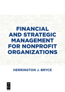Financial and Strategic Management for Nonprofit Organizations, Fourth Edition | Dodax.nl