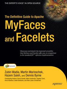 The Definitive Guide to Apache MyFaces and Facelets | Dodax.at