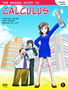 The Manga Guide to Calculus   Dodax.pl