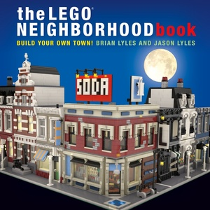 The LEGO® Neighborhood Book | Dodax.ch