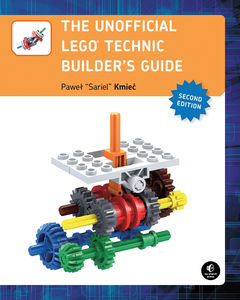 Unofficial LEGO® Technic Builder's Guide | Dodax.at
