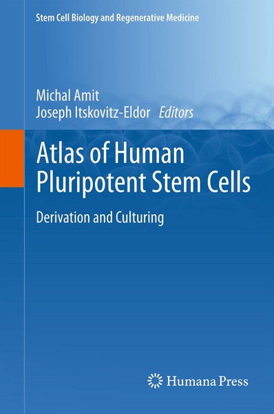 Atlas of Human Pluripotent Stem Cells | Dodax.ch
