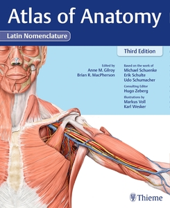Atlas of Anatomy, Latin Nomenclature | Dodax.ch
