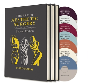The Art of Aesthetic Surgery: Principles and Techniques, Three Volume Set, Second Edition | Dodax.ch