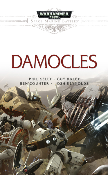Space Marine Battles - Damocles | Dodax.pl