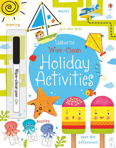 Wipe-Clean Holiday Activities | Dodax.ch