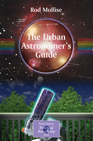 The Urban Astronomer's Guide | Dodax.co.uk